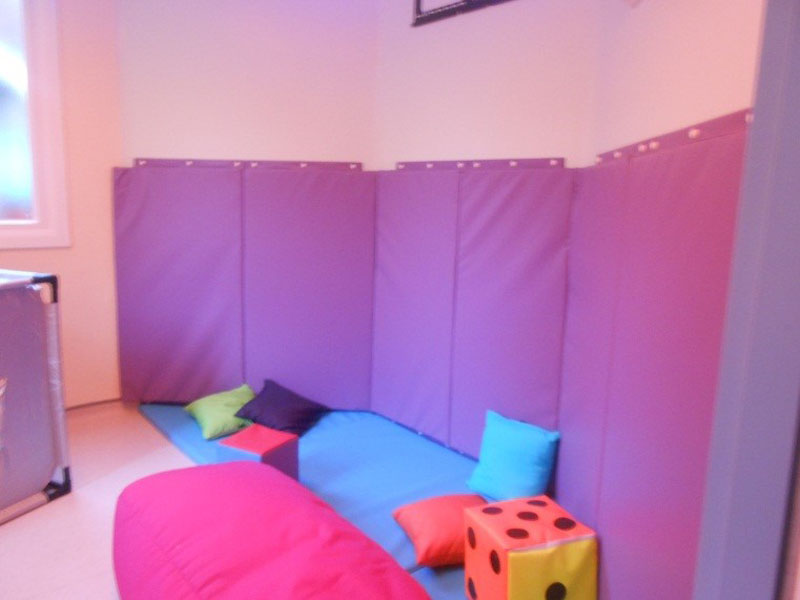 Wall Floor Padding Sensory Rooms Total Sensory